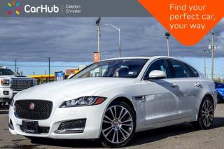 Used 2019 Jaguar XF Prestige AWD Only 7444Km Navigation Panoramic Sunroof Backup Camera Bluetooth Heated Seats 19