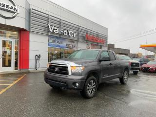 Used 2012 Toyota Tundra SR5 TRD OFF ROAD 4X4 for sale in Val-d'Or, QC
