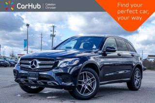 Used 2019 Mercedes-Benz GL-Class GLC 300 4Matic Navigation Pano Sunroof Blind Spot Backup Cam Bluetooth Heated Front Seats 19