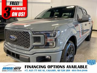 Used 2019 Ford F-150 Lariat **LARIAT SPECIAL EDITION** for sale in Calgary, AB