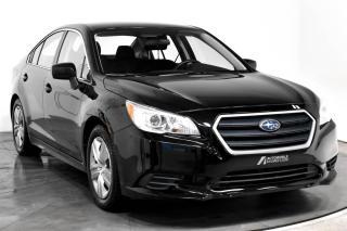Used 2016 Subaru Legacy AWD A/C CAMERA DE RECUL BLUETOOTH for sale in St-Hubert, QC