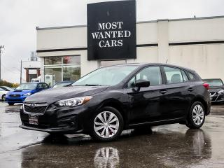 Used 2018 Subaru Impreza HATCHBACK|AWD|CAMERA|TOUCHSCREEN|APPLE CAR PLAY for sale in Kitchener, ON