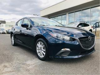 Used 2014 Mazda MAZDA3 4dr HB Sport Man GS-SKY for sale in Lévis, QC