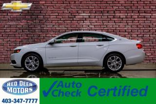 Used 2014 Chevrolet Impala LT LEATHER for sale in Red Deer, AB