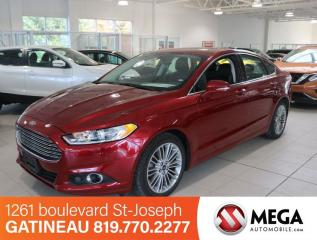 Used 2015 Ford Fusion SE for sale in Gatineau, QC