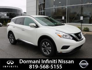 Used 2017 Nissan Murano S for sale in Gatineau, QC