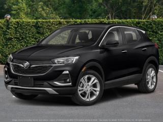 New 2020 Buick Encore GX Preferred for sale in Winnipeg, MB