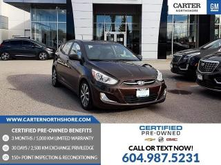 Used 2015 Hyundai Accent LE MOONROOF - HEATED SEATS - BLUETOOTH for sale in North Vancouver, BC