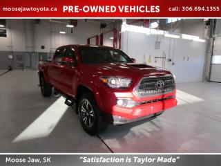 Used 2017 Toyota Tacoma TRD Sport Package for sale in Moose Jaw, SK