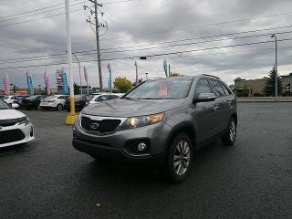 Used 2011 Kia Sorento 7 Passagers for sale in Gatineau, QC