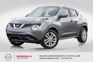 Used 2016 Nissan Juke SV **BLACK FRIDAY SPECIAL**FWD / CAMERA DE RECUL / BLUETOOTH / SIEGES CHAUFFANTS for sale in Montréal, QC