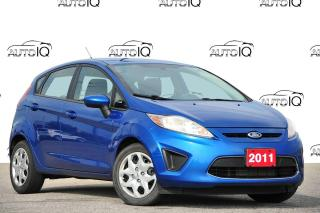 Used 2011 Ford Fiesta SE | FWD | 1.6L I4 ENGINE | AUTOMATIC TRANSMISSION for sale in Kitchener, ON