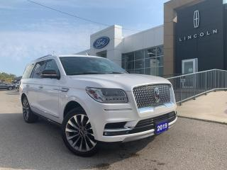 Used 2019 Lincoln Navigator Select 4x4/Leather/Navi/Roof Select 4x4/Leather/Na for sale in St Thomas, ON