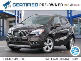 Used 2016 Buick Encore Leather for sale in Kingston, ON