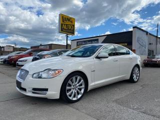Used 2010 Jaguar XF Premium Luxury ONLY 76000 KMS  NO ACCIDENTS for sale in Etobicoke, ON