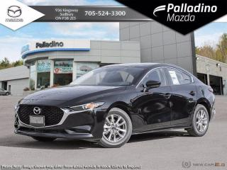 New 2021 Mazda MAZDA3 GX for sale in Sudbury, ON