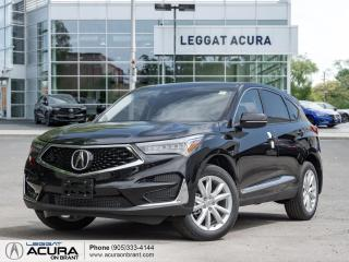New 2021 Acura RDX Tech PANO ROOF | NAVI | LEATHER | TECH PACKAGE for sale in Burlington, ON