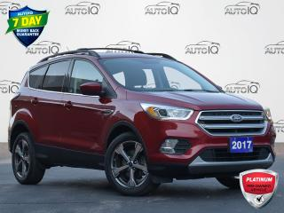 Used 2017 Ford Escape FRONT WHEEL DRIVE | GPS | HEATED SEATS | BLUETOOTH | BACKUP CAM | LOW KM for sale in Waterloo, ON