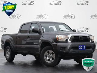 Used 2013 Toyota Tacoma V6 4x4 | DOUBLE CAB | TOW PACKAGE | CERTIFIED for sale in Waterloo, ON