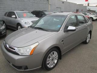 Used 2008 Ford Focus SES for sale in Saskatoon, SK
