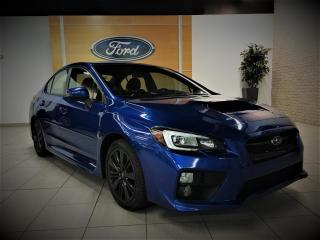 Used 2016 Subaru Impreza WRX SPORT - TOIT/CAMERA - BAS KM - BAS PRIX! for sale in Drummondville, QC