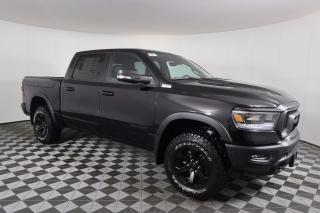 New 2021 RAM 1500 Rebel for sale in Huntsville, ON