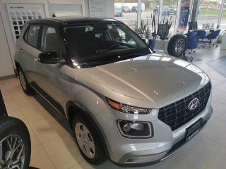 New 2021 Hyundai Venue Essential w/Two-Tone for sale in Huntsville, ON