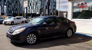 Used 2011 Subaru Legacy 3.6R w/Limited & Nav Pkg for sale in Oshawa, ON
