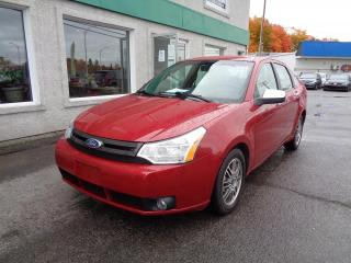 Used 2011 Ford Focus Berline SE 4 portes for sale in St-Jérôme, QC