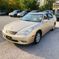 Photo of Gold 2002 Lexus ES 300