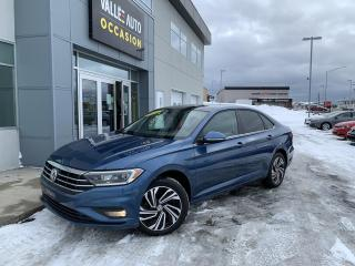 Used 2019 Volkswagen Jetta Execline Auto for sale in St-Georges, QC