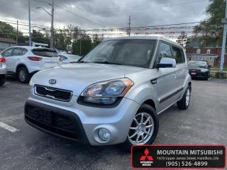 Used 2012 Kia Soul Base  - Balance of Factory Warranty for sale in Hamilton, ON