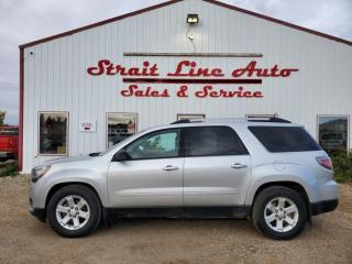 Used 2013 GMC Acadia SLE2 for sale in North Battleford, SK