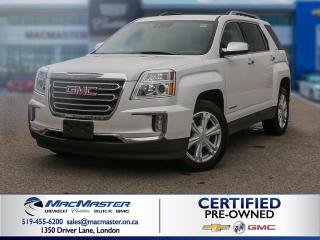 Used 2017 GMC Terrain SLT for sale in London, ON