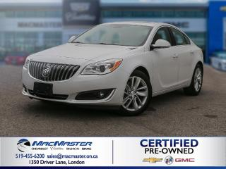 Used 2016 Buick Regal for sale in London, ON
