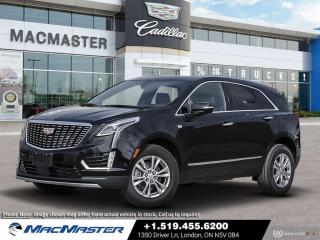 New 2020 Cadillac XT5 Premium Luxury for sale in London, ON