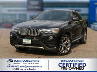 Used 2015 BMW X4 xDrive35i for sale in London, ON