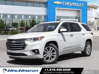 New 2020 Chevrolet Traverse High Country NAVIGATION | AWD | BOSE SPEAKERS | BLUETOOTH | LEATHER SEATS | HEATED STEERING for sale in London, ON