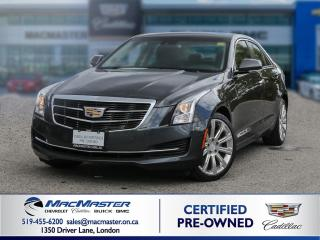 Used 2017 Cadillac ATS 2.0L Turbo Luxury for sale in London, ON