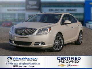 Used 2014 Buick Verano Leather Package for sale in London, ON