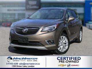 Used 2019 Buick Envision Premium I for sale in London, ON