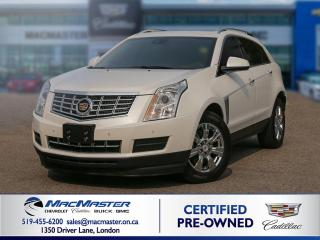Used 2016 Cadillac SRX Luxury Collection for sale in London, ON