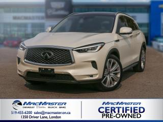 Used 2020 Infiniti QX50 ProASSIST for sale in London, ON