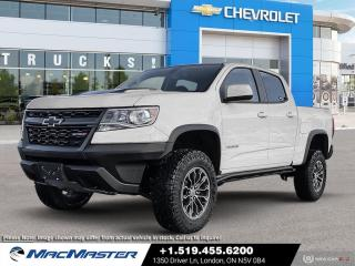 New 2021 Chevrolet Colorado ZR2 DEMO | DUSK SPECIAL EDITION | NAVIGATION | 4X4 | REAR VIEW CAMERA | HEATED SEATS for sale in London, ON