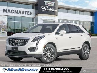 New 2021 Cadillac XT5 Premium Luxury DEMO | PREMIUM LUXURY | AWD | LEATHER SEATS | KEYLESS ENTRY | REAR VIEW CAMERA | HEATED SEATS for sale in London, ON
