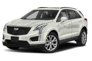 New 2021 Cadillac XT5 Sport DRIVER ASSIST PKG | NAVIGATION | HEATED SEATS | BOSE SOUND SYSTEM | BLIND SPOT SENSOR | BLUETOOTH for sale in London, ON