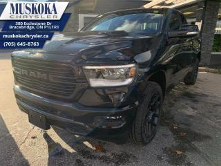 New 2021 RAM 1500 Sport  - Night Edition for sale in Bracebridge, ON