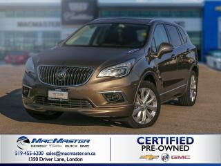 Used 2016 Buick Envision Premium II for sale in London, ON