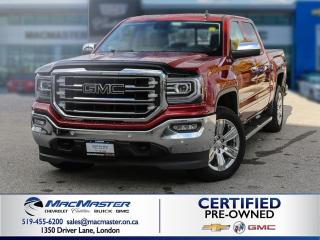 Used 2018 GMC Sierra 1500 SLT for sale in London, ON