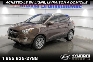 Used 2015 Hyundai Tucson LIMITED + GARANTIE + NAVI + TOIT PANO + for sale in Drummondville, QC